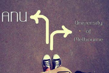 Đại học Quốc gia Úc hay Đại học Melbourne