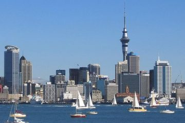 """""""Zoom in"""" các trường Đại học ở New Zealand"""