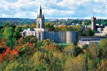 Xếp hạng trường Đại học Canada theo tiểu bang