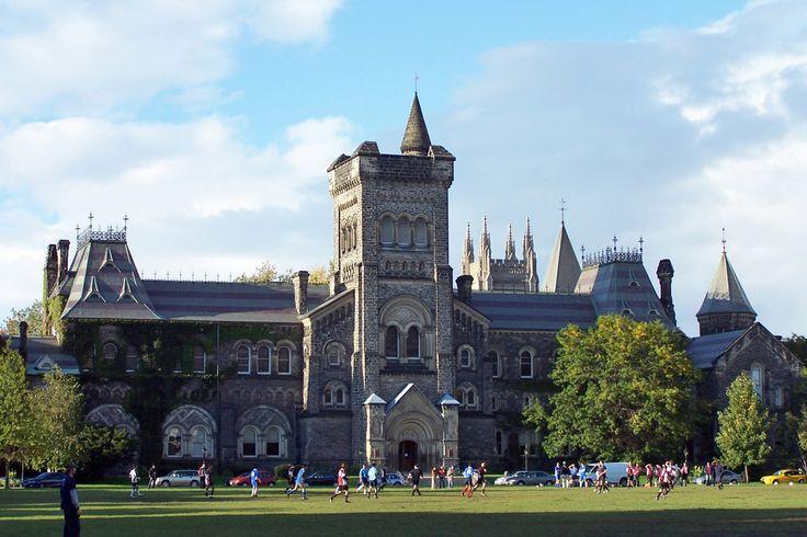 Đại học McGill hay Đại học Toronto