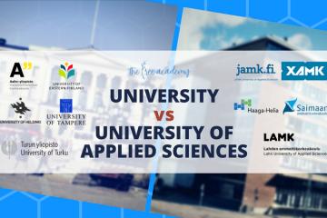 University và UAS: Những điểm khác biệt