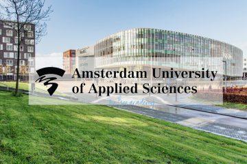 Đại học Khoa học Ứng dụng Amsterdam – Học bổng 50% cho sinh viên quốc tế