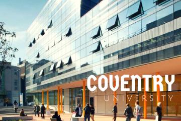 Đại học Coventry – Trường Đại học trẻ #12 tại Anh