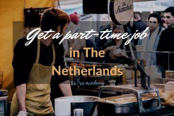 Việc làm cho sinh viên tại Hà Lan