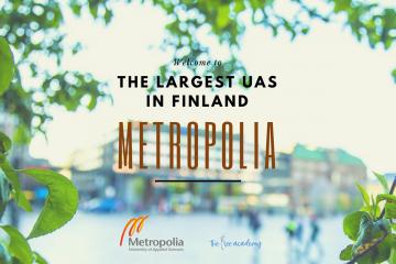 Giới thiệu về Helsinki Metropolia – Học bổng lên tới 100% từ trường Đại học KHƯD lớn nhất Phần Lan