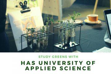 ĐH KHƯD HAS – Cơ hội vàng cho sinh viên theo ngành Nông lâm và Kinh tế