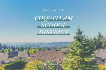 Coquitlam School District – Nhóm trường trung học lớn thứ 3 tỉnh British Columbia