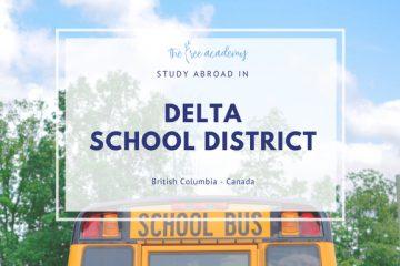 Giới thiệu về nhóm trường Delta School District – British Columbia, Canada