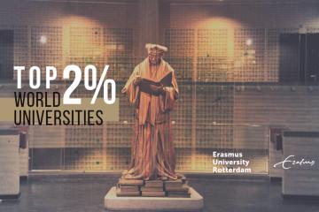 Đại học Erasmus University Rotterdam – Top 2% Đại học thế giới