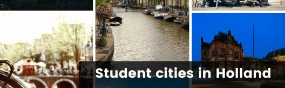 thành phố sinh viên của Hà Lan