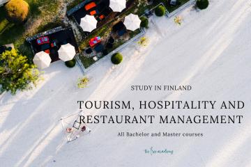 Danh sách các trường dạy ngành Du lịch và Quản trị nhà hàng khách sạn tại Phần Lan