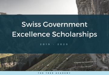 Học bổng chính phủ Thụy Sĩ