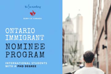 Ontario – Chương trình định cư và các điều kiện đối với sinh viên quốc tế (p. 3)