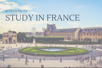 10 lý do để đi du học Pháp
