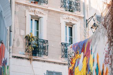 Các loại hình nhà ở sinh viên tại Pháp