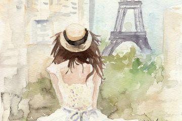 Nước Pháp trong mắt (kính) tôi là…