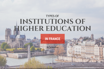 Các loại hình cơ sở giáo dục đại học tại Pháp