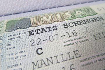 Xin loại thị thực (visa) nào khi sang Pháp?