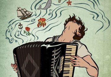 đàn accordéon