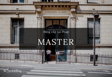 master tại pháp