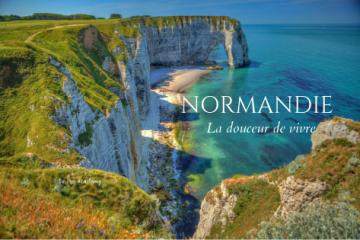 Ở đâu, học gì tại Pháp? – Vùng Normandie