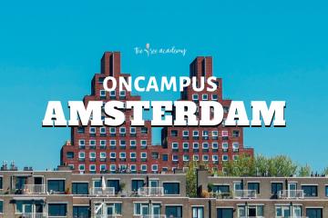 ONCampus Amsterdam – Bước đệm cho tương lai
