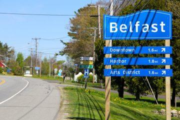 Cẩm nang thành phố UK: Belfast