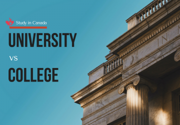 đại học và cao đẳng tại Canada