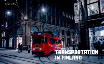 giao thông ở Phần Lan