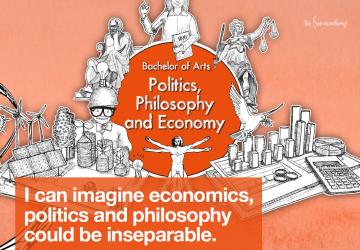 Chính trị, Triết học và Kinh tế